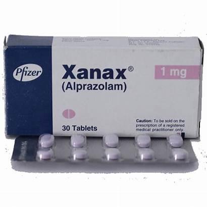 Alprazolam Xanax 1mg Mg Pills Prescription Anxiety