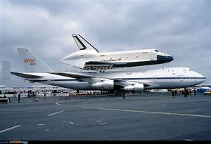 Space Shuttle On 747 - Pics about space