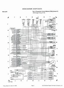 Dodge Ram D100 Fuse Box Diagram