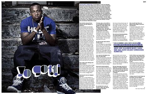 yo gotti live from the kitchen album yo gotti in germany s juice magazine march 10 issue
