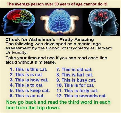 the caregiver s voice humor mental age test