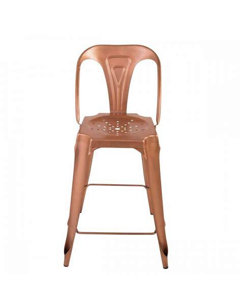 chaise hauteur plan de travail chaise de bar indus en m 233 tal hauteur plan de travail seat in