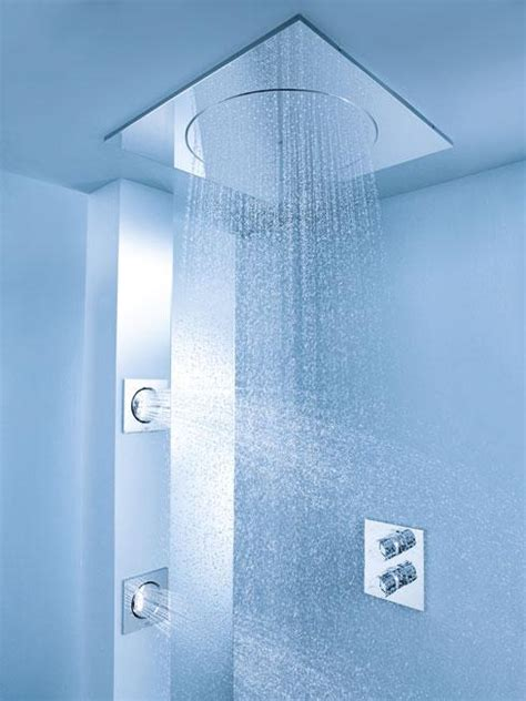 Grohe Encastrable Grohe 27286000 Plafonnier Rainshower F S 233 Ries Import Allemagne Fr Bricolage
