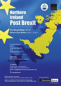 Northern Ireland Post Brexit Belfast Solicitors Association