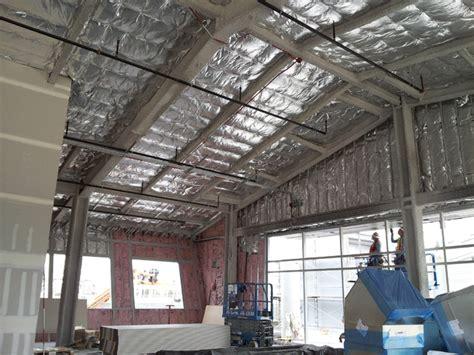 warehouse ceiling insulation foil pranksenders