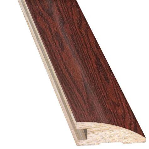 wooden floor trim threshold oak wood molding trim wood flooring flooring the home depot