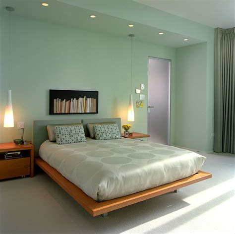 Design Ideas For Green Bedroom by 25 Chic And Serene Green Bedroom Ideas