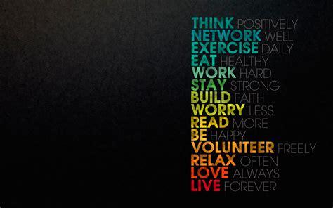 inspirational typography hd wallpapers  desktop
