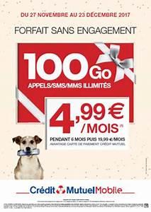 Credit 15000 Euros Sur 5 Ans : le forfait 100 go partir de 4 99 euros chez cic mobile et cr dit mutuel mobile ~ Maxctalentgroup.com Avis de Voitures
