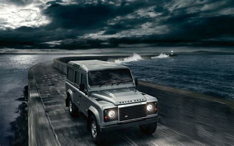 Land Rover Hd Wallpapers