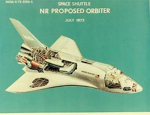 Vintage Space Shuttle Illustrations | Shelby White - The ...