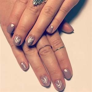 Nail Art Simple Designs For Short Nails - Nails Gallery