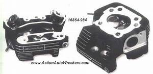 Cylinder Heads Harley Davidson New Parts  Never Pay Retail Again