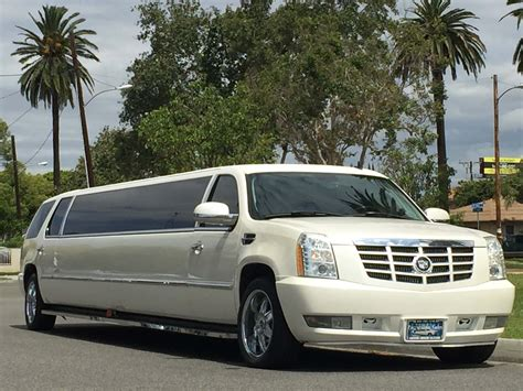 Limo For Sale by White 20 Passenger Cadillac Limo For Sale 2452
