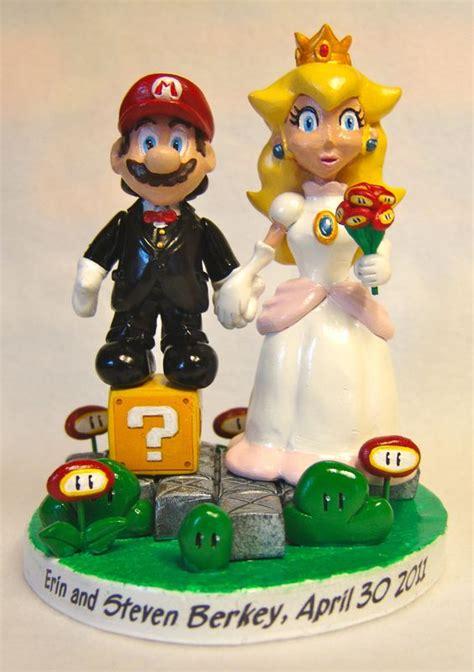 mario princess cake topper paul pape designs