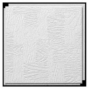 shop armstrong 12 quot x 12 quot homestyle glenwood ceiling tile at lowes