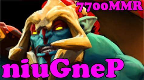 dota  niugnep  mmr plays huskar vol  ranked match gameplay youtube