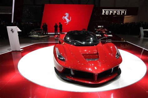 laferrari unveiled    advanced  fastest