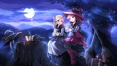Original Anime Wallpaper - original characters magician anime anime