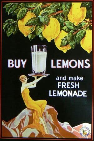 buy lemons vintage nz advertising poster  zealand fine