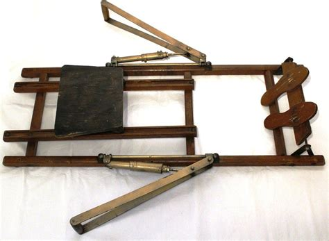 Antique Rowing Maching How To Antique Wood Antiques