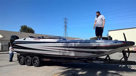 Eliminator Boats Forum by Eliminator Boats 28 Speedster 400r Verados Page