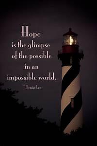 So true...St Au... Light Tower Quotes