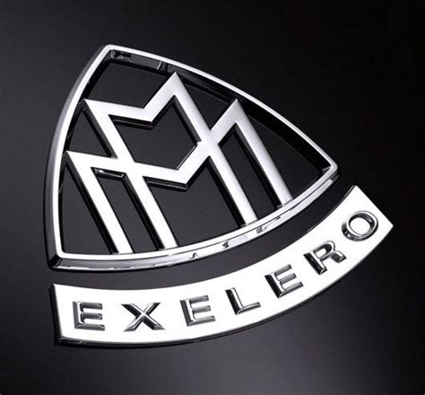 Maybach Related Emblems