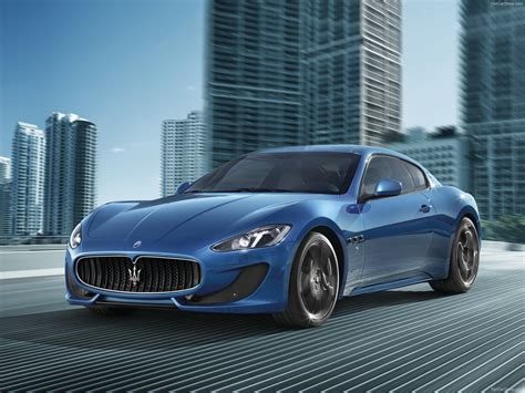 2013 Maserati Granturismo Specs by Maserati Granturismo Sport 2013 Pictures Information