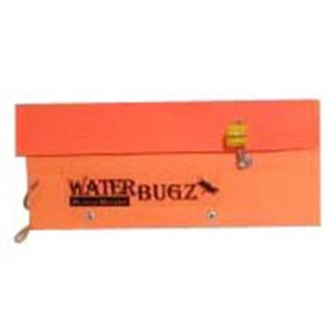 Water Bugz Planer Boards Orange Fishing with Gus