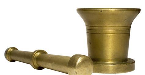 identify  antique brass mortar pestle ehow uk
