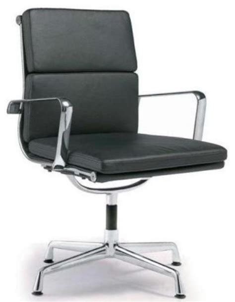 black desk chair without wheels director soft pad office chair with no wheels modern