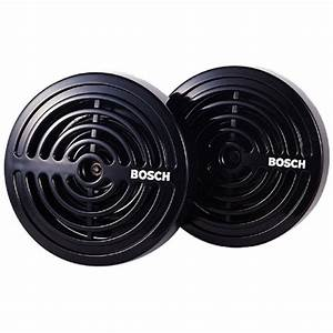 Amazon Com Bosch Universal Low Supertone Black Air Horn