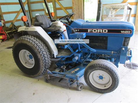 ford  tractor hst wd