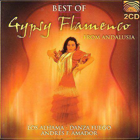flamenco gypsy andalusia cd alhama discs international