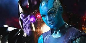 Nebula Confirmed For Avengers: Infinity War & Avengers 4