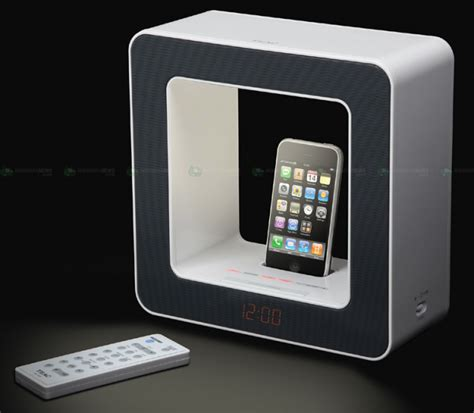 iphone station with speakers teac sr luxi ipod iphone dock