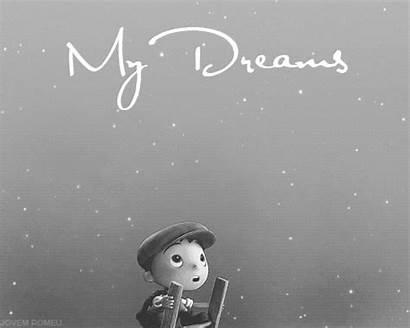 Dream Sonhos Dreams Mp Animated Luna Animation