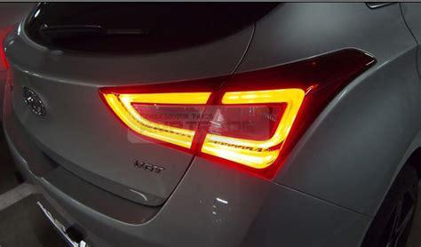 2013 hyundai elantra tail light oem genuine parts led rear tail light l 4pcs for