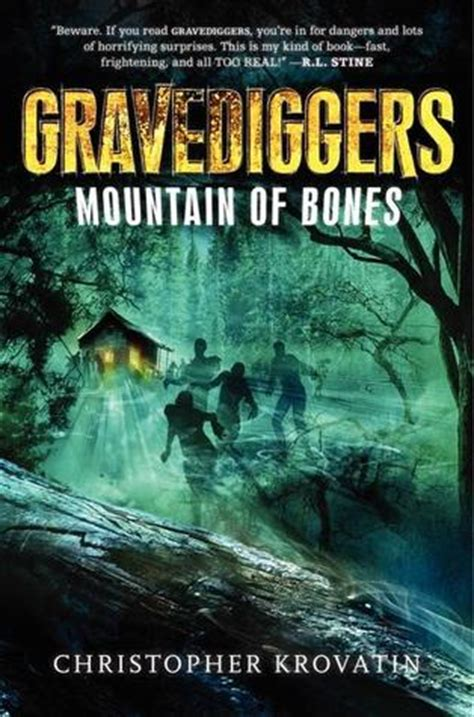 gravediggers mountain  bones  christopher krovatin reviews discussion bookclubs lists