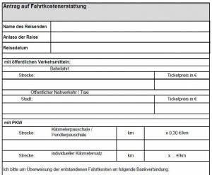 Abrechnung Kilometergeld : fahrtkostenerstattung wann muss der arbeitgeber zahlen ~ Themetempest.com Abrechnung