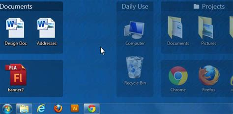 organisateur de bureau windows 8 façons de customiser le bureau de pc