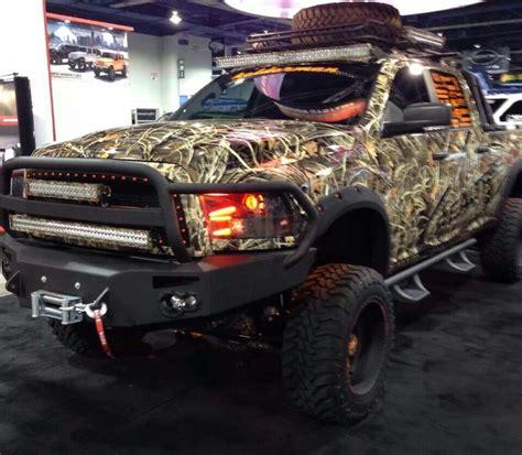 hunting truck camo jacked up suburban joy studio design gallery best