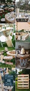 802 best rustic weddings images on pinterest outdoor for Wedding decorations on a budget