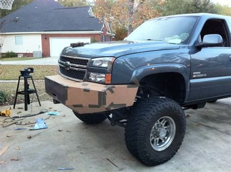 aftermarket bumpers   gmc trucks pics