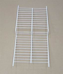 Wr71x2086 For Ge Refrigerator Freezer Wire Shelf Asm New