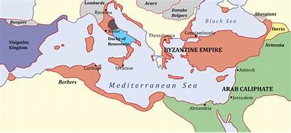 Middle Ages Empire Byzantine Introduction Europe Medieval