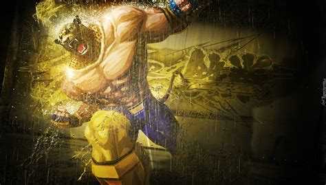 Street Fighter X Tekken King