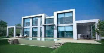modern design modern turnkey villas in spain portugal