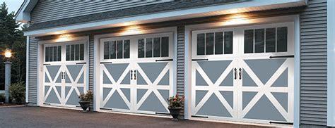 carriage garage doors carriage house garage doors